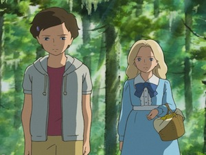 When Marnie Was There in Japanese with English subtitles and in English