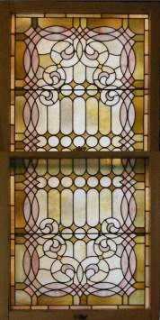 """Antique Window #4 34""""x66"""""""