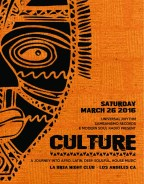 CULTURE 032616 FLYER Front
