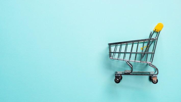 Consumer shopping cart