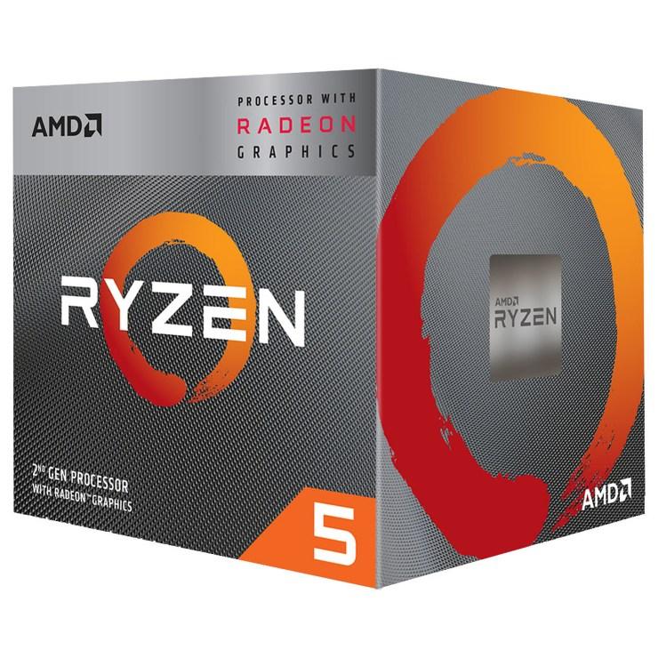 AMD Ryzen 5 3400G APU