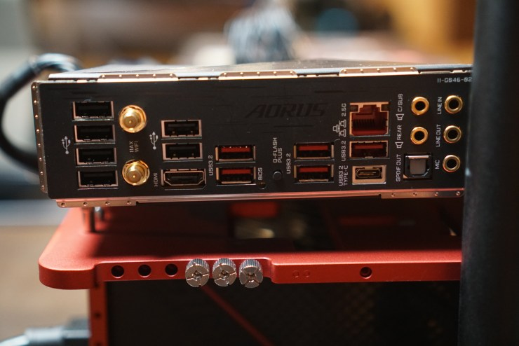 How to Flash a Gigabyte Motherboard with Q-Flash Plus