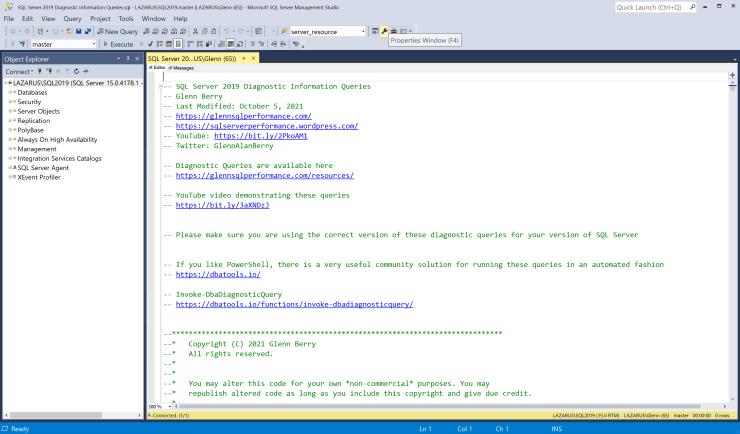 SQL Server 2019 Cumulative Update 13