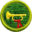 Boy Scout Bugling Merit Badge