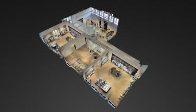 Gentilumo 3D Model