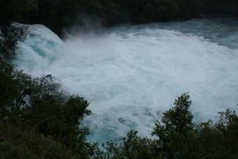 Huka falls près de Taupo