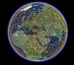 Griglia Divina che circonda la terra, DivineLightVibrations.com con Glenn Younger