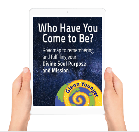 Roadmap to remembering your Divine Soul purpose and mission. By author, Glenn Younger with Enlightertainment
