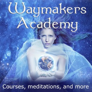 Waymakers Academy, a part of Enlightertainment with Glenn Younger on DivineLightVibrations.com, Glenn Younger author spiritual books