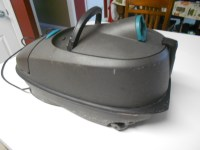 older model A101 TriStar vacuum