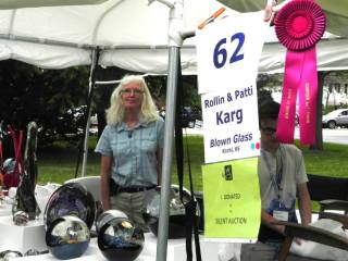 Award Winner Karg Art Glass