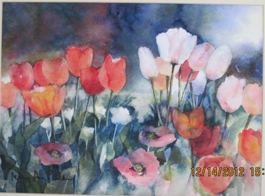 Shore Tulips