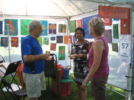 Summer Art Fair 2014