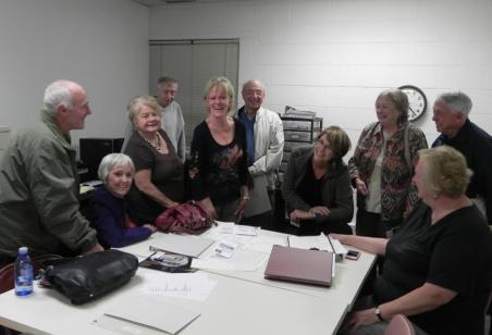 Board Meeting 2013