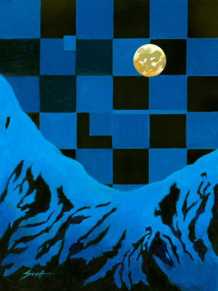 Leslie Scott: Passover Moon