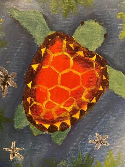 Cecily's Sea Turtle
