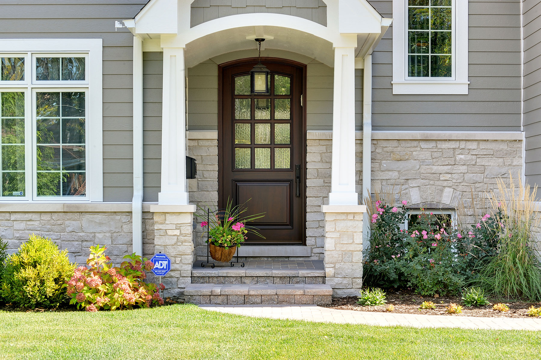 Solid Wood Entry Doors, Modern Front Doors, Modern