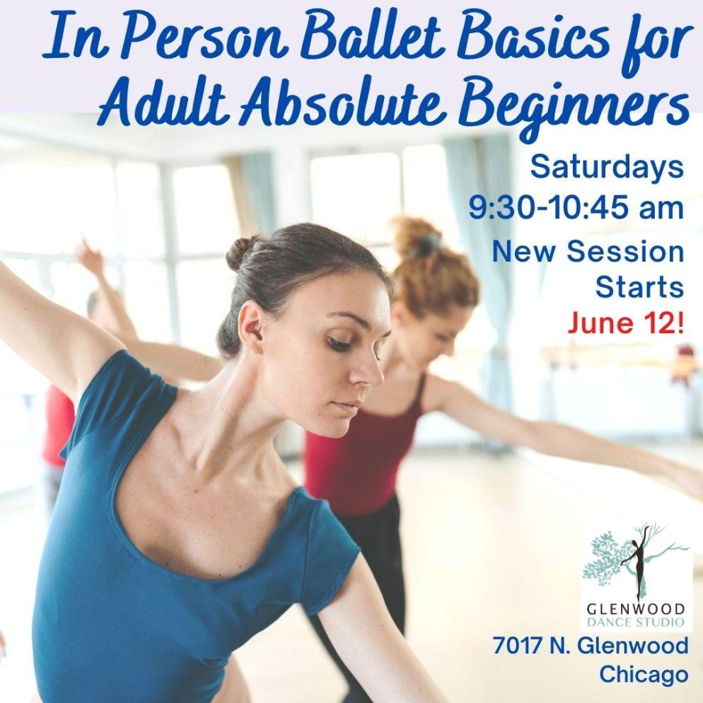 Ballet Basics for Adults