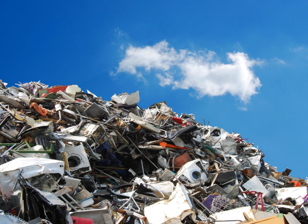 Scrap Metal Recycling for Cash | GLE Scrap Metal