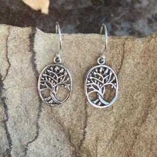 Romantic Tree of Life Earrings