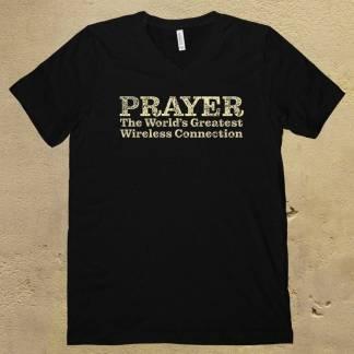 Wireless Prayer T-Shirt