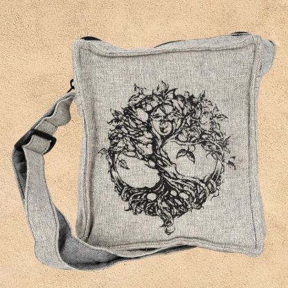 Tree of Life Crossbody Bag