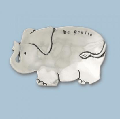 Be Gentle Elephant Tray