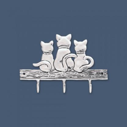 Kitty Cats Triple Hook