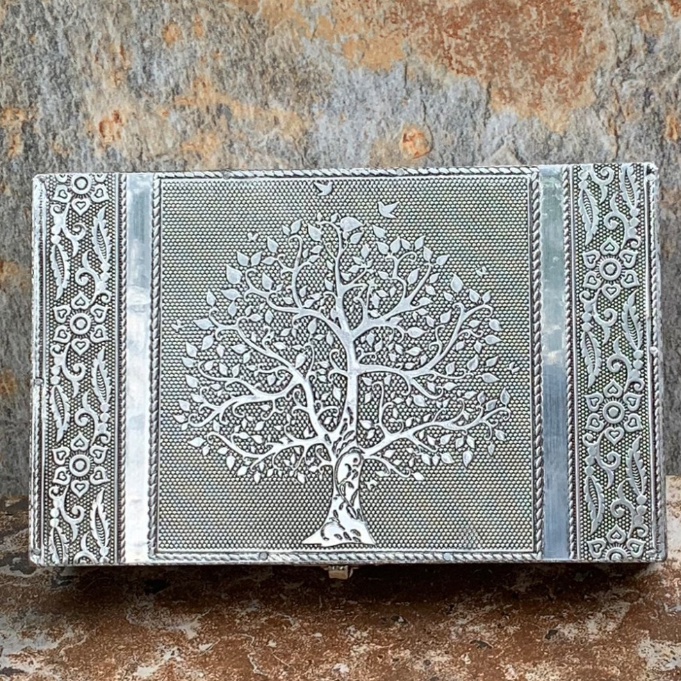 Tree of Life Tin Box