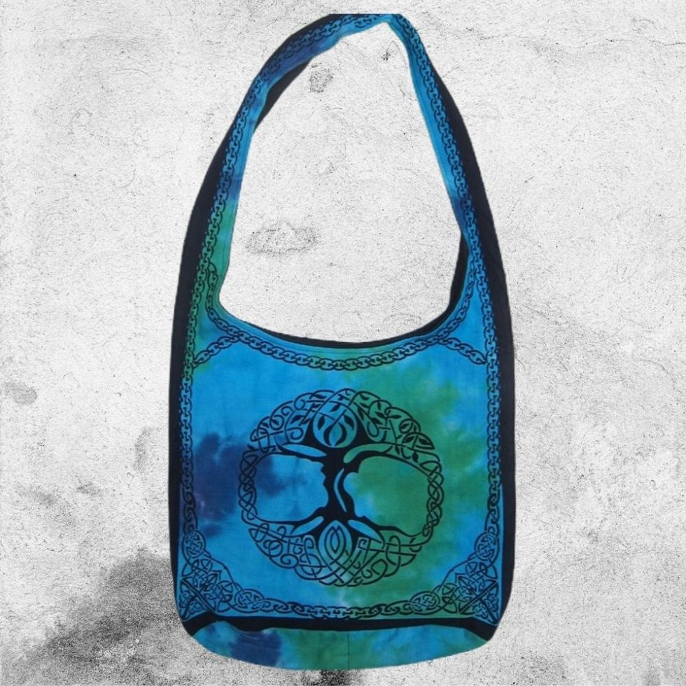 Celtic Tree of Life Bag