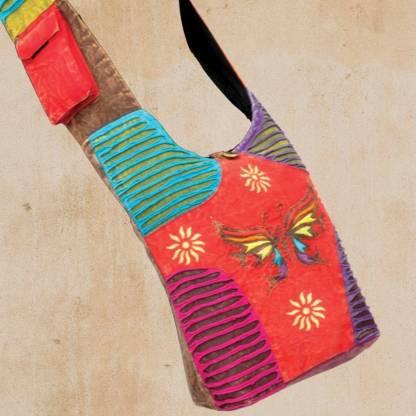 Butterfly Monk/Hobo Style Bag