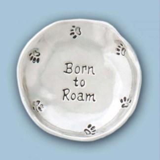Roaming Pewter Charm Bowl