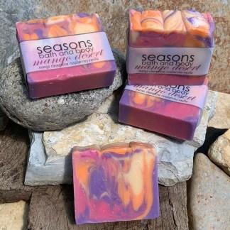 Mango Desert Natural Soap