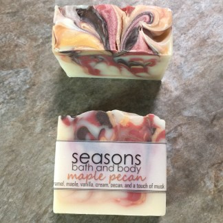 Maple Pecan Natural Soap