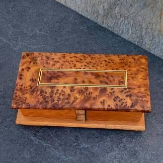 Moroccan Medium Sliding Box