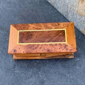 Moroccan Small Sliding Box
