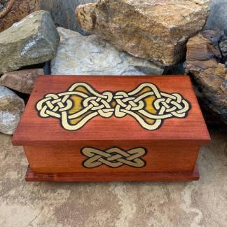 Celtic Secret Sliding Box