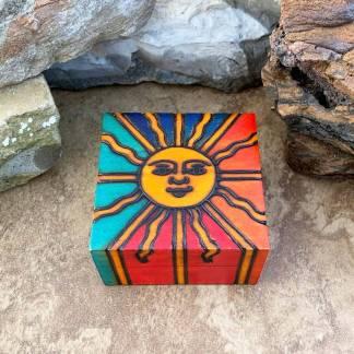 Petite Brilliant Sun Box