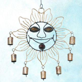 Iron Sun Wind Chime