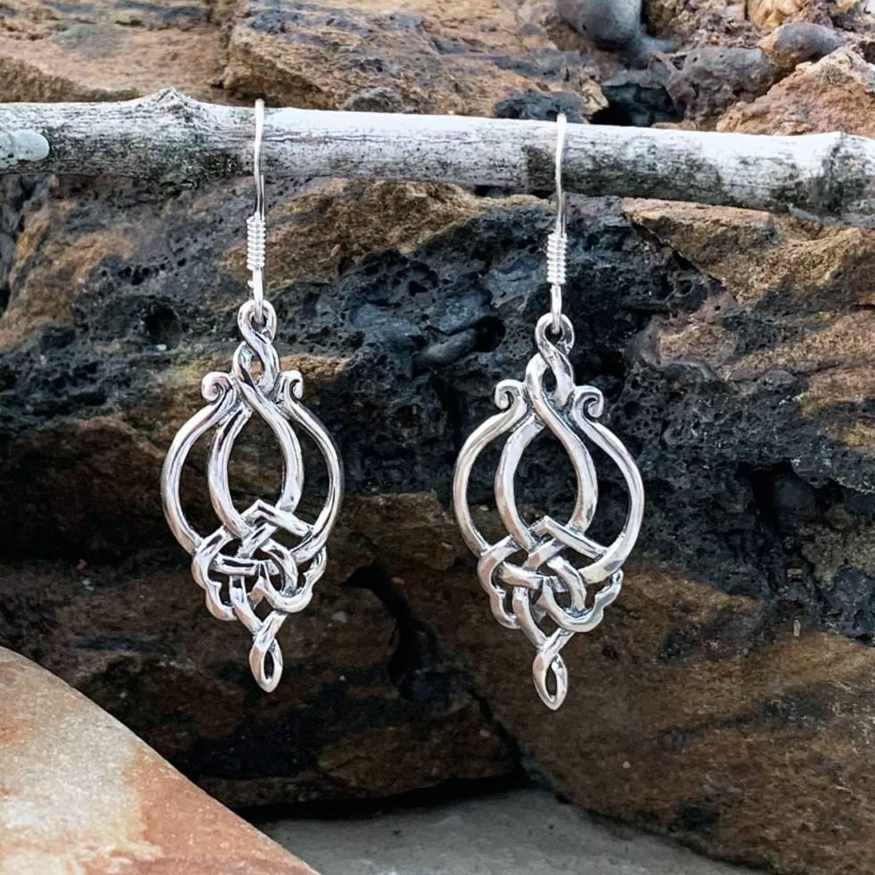 Celtic Knot Forever Earrings