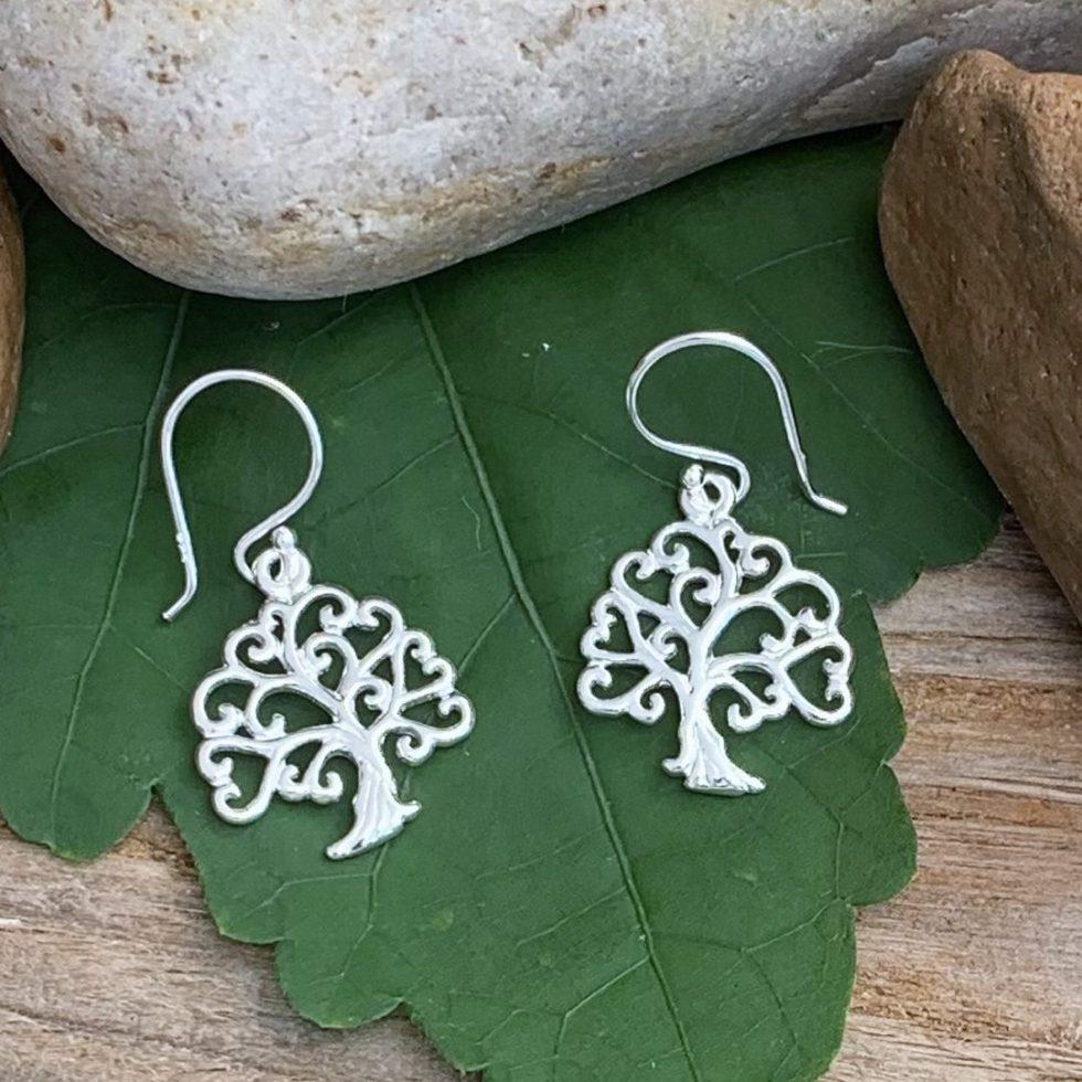 Tree of Love Earrings