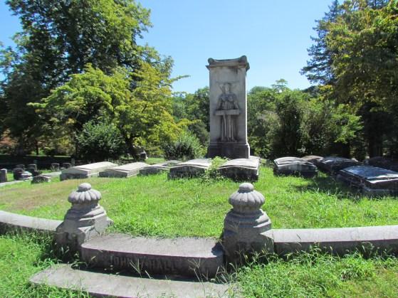 Angel of Augustus Saint-Gaudens