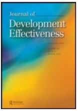 The impact of land property rights interventions on investment and agricultural productivity in developing countries: a systematic review