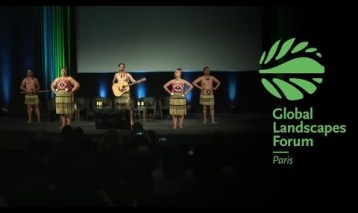 Te Mau Aroha Closing Performance GLF 2015