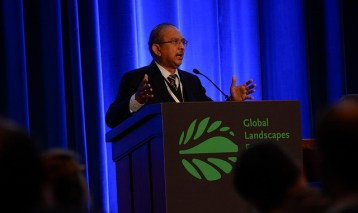 Global Landscapes Forum video – Closing Plenary