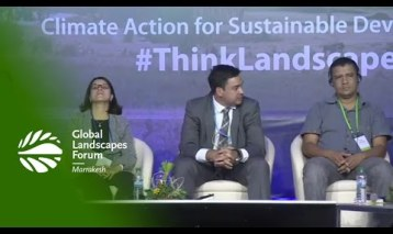 Panel discussion: Non-state actors and the new climate goals – GLF 2016 Marrakesh