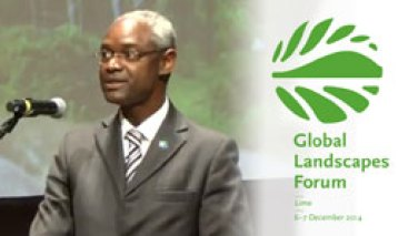 Ibrahim Thiaw – Opening Address: Landscapes for climate and development