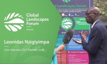 GLF Interview with Leonidas Nzigiyimpa