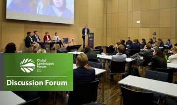 Discussion Forum 8: Shaping agricultural supply chains to help people – and landscapes – prosper