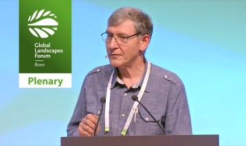 Tony Rinaudo – Keynote speech at GLF Bonn 2018
